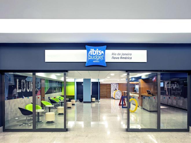 Ibis Budget Rio de Janeiro Nova America - Rio de Janeiro - Lobby