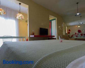 Irida Boutique Hotel - Parga - Schlafzimmer