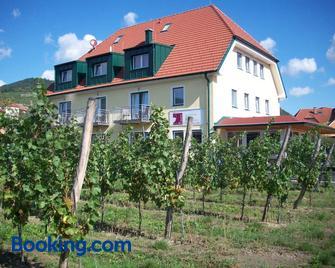 Hotel Garni Weinquadrat - Weissenkirchen in der Wachau - Gebäude