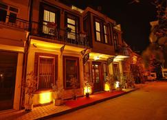 Mimoza Butik Otel Buyukada - Büyükada - Bygning
