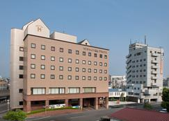 Hotel Sunshine Tokushima - Tokushima - Rakennus