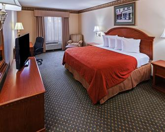Country Inn & Suites by Radisson, Amarillo, TX - Amarillo - Bedroom