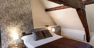 奧德伯根精品酒店 - 根特 - 根特 - 臥室