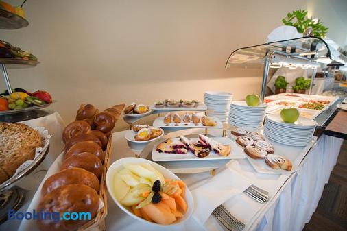 Wellness Hotel Diamant - Hluboká nad Vltavou - Buffet