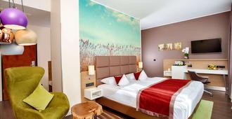 Best Western Hotel Hohenzollern - אוסנבריק - חדר שינה