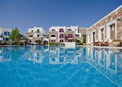Naxos Resort Beach Hotel - Naxos - Piscina