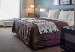 Sleep Inn & Suites Fort Dodge - Fort Dodge - Schlafzimmer