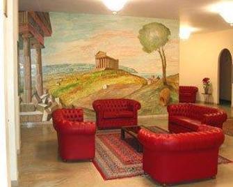 Hotel Akrabello - Agrigent - Lounge