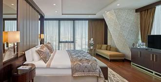 Elite World Europe Hotel - Istanbul - Bedroom