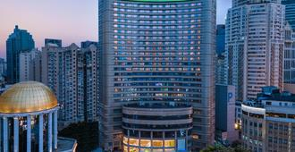 Holiday Inn Shanghai Nanjing Road - Shanghai - Edificio