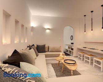 Aspries Suites - Piso Livadi - Huiskamer