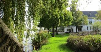 Herberg Welgelegen - Katwijk - Außenansicht