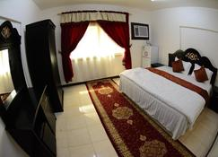 Al Eairy Apartments- Dammam 8 - Dammam - Bedroom