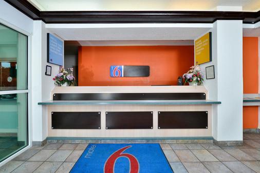 Motel 6 Mckinney Tx - McKinney - Front desk