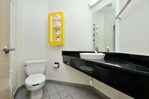 Motel 6 Mckinney Tx - McKinney - Bathroom
