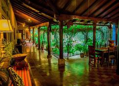 Posada Fuente Castalia - Leon - Yemek odası