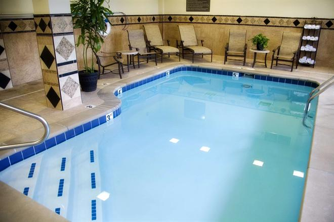 Hampton Inn & Suites Knoxville-Downtown - Knoxville - Uima-allas