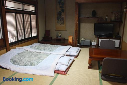 Yamadaya Ryokan - Nozawa Onsen - Phòng ngủ