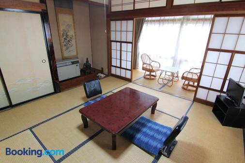 Yamadaya Ryokan - Nozawa Onsen - Phòng ăn