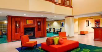 Fairfield Inn and Suites by Marriott Phoenix Midtown - פיניקס - לובי