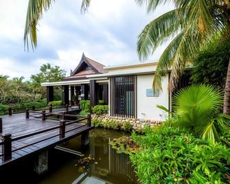 Pullman Sanya Yalong Bay Villas and Resort - Sanya - Building