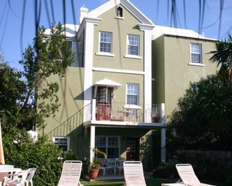 Edgehill Manor Guest House - Hamilton - Building