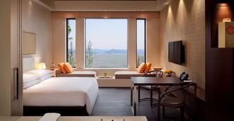 Park Hyatt Ningbo Resort And Spa - Ningbo - Bedroom