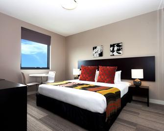 Quest Mascot Serviced Apartments - Mascot - Bedroom