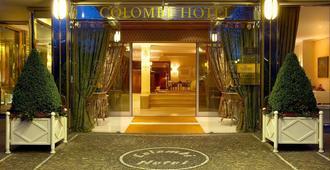 Colombi Hotel - Freiburg im Breisgau - Gebäude