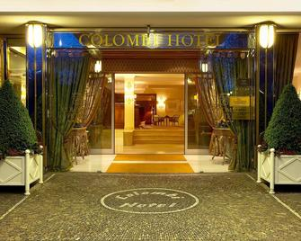 Colombi Hotel - Friburgo in Brisgovia - Edificio