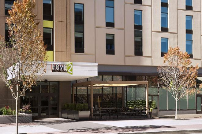 Home2 Suites by Hilton Philadelphia - Convention Center, PA - Филадельфия - Здание