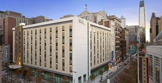 Home2 Suites by Hilton Philadelphia - Convention Center, PA - Philadelphia - Building