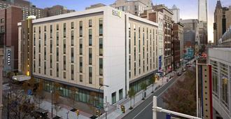 Home2 Suites by Hilton Philadelphia - Convention Center, PA - Philadelphia - Rakennus