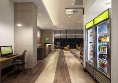 Home2 Suites by Hilton Philadelphia - Convention Center, PA - Филадельфия - Лобби