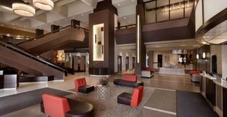 Ramada Plaza by Wyndham Regina Downtown - Regina - Lobby