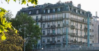 Hotel Des Tourelles - Ginebra - Edificio