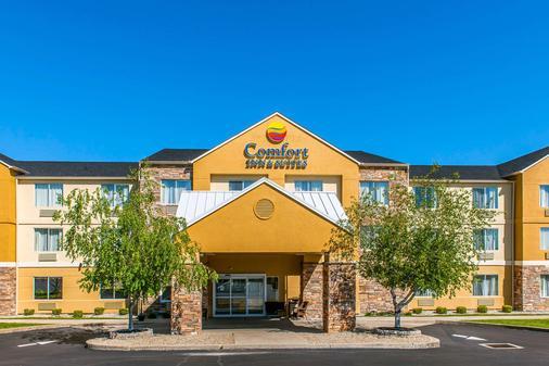 Comfort Inn & Suites - Mount Sterling - Gebäude