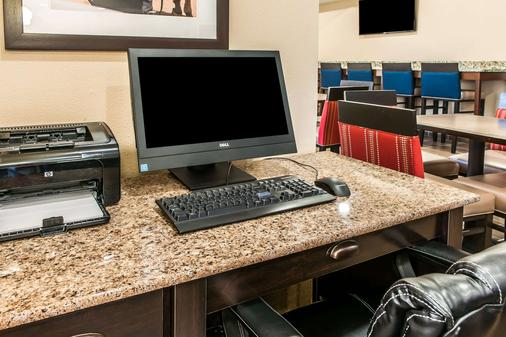 Comfort Inn & Suites - Mount Sterling - Business Center