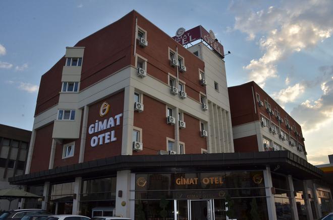 Gimat Otel - Ankara - Building