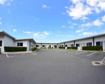 The Park Motel - Hawera - Building