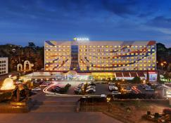 Nadiya Hotel - Iwano-Frankiwsk - Budynek