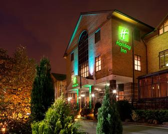 Holiday Inn Rotherham-Sheffield M1,jct.33 - Rotherham - Building