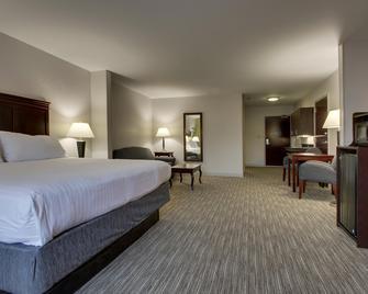 Holiday Inn Express Hotel & Suites Middleboro Raynham, An IHG Hotel - Middleboro - Спальня