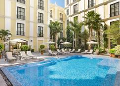 Hotel Solar de las Animas - Tequila - Piscina