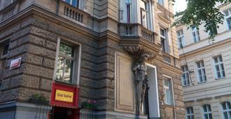 Chili Hostel - Praga - Edifício