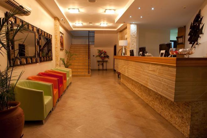 Oak Plaza Hotel, East Airport - Accra - Vastaanotto