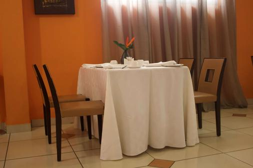 Oak Plaza Hotel, East Airport - Accra - Dining room