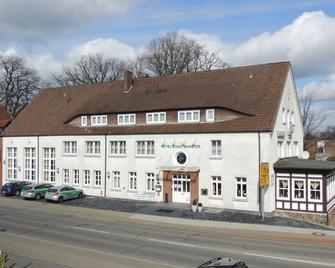 Hotel Stadt Munster - Munster (Örtze) - Gebäude