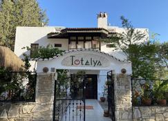 Totelya Hotel - Akyaka - Bâtiment