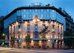 Claris Hotel & Spa Gl - Barcelona - Building